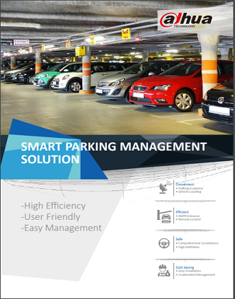 DAHUA Smart Parking