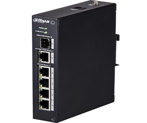 4-Port-POE-Switch